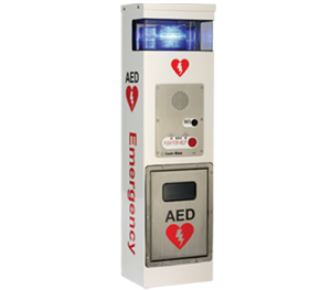 AED-Housing Emergency Phone