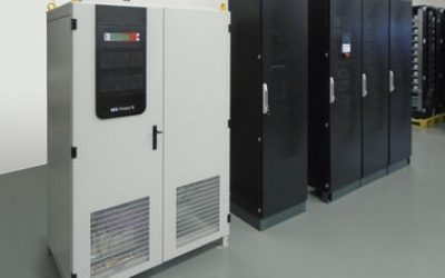 AEG Power Solutions Announces Successful Commissioning of Industrial UPS Protect 8 With Flex'ion Lithium-ion batteries for Dow Chemical